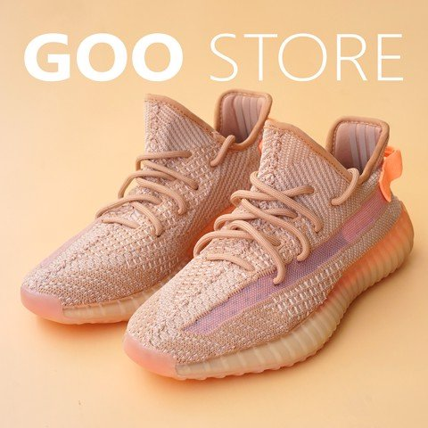 Giày Yeezy 350 v2 Clay Rep 1:1