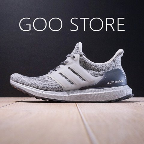 Ultra Boost 3.0 Silver REP 1:1