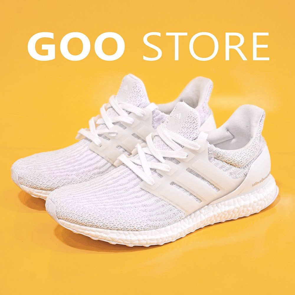 Giày Adidas Ultra Boost Trắng 3.0