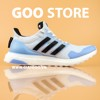 Giày Ultra Boost 4.0 Game Of Thrones White Walker REP 1:1