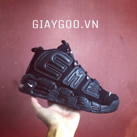 Nike Uptempo Supreme Black REP