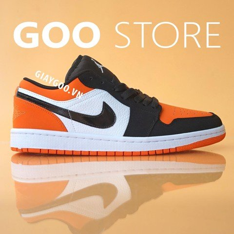Nike Air Jordan 1 Low 'Shattered Backboard' 1:1