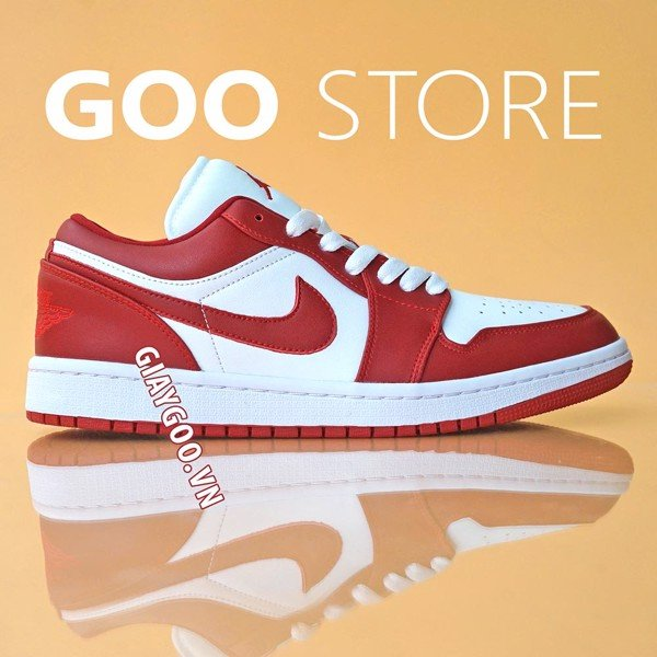 Nike Jordan 1 Low 'Gym Red' 1:1