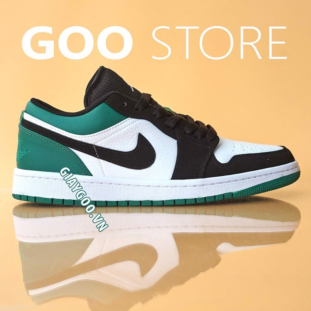 Nike Air Jordan 1 Low 'Mystic Green'  1:1