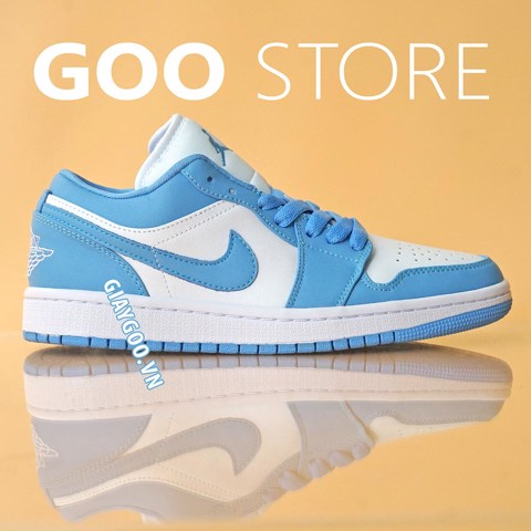 Nike Air Jordan 1 Low 'UNC' Blue  1:1