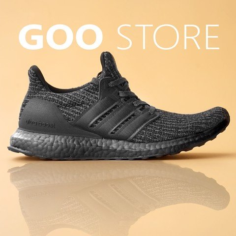 Ultra boost 4.0 Full Đen  Rep 1:1