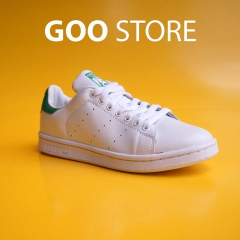 Adidas Stan Smith Xanh lá