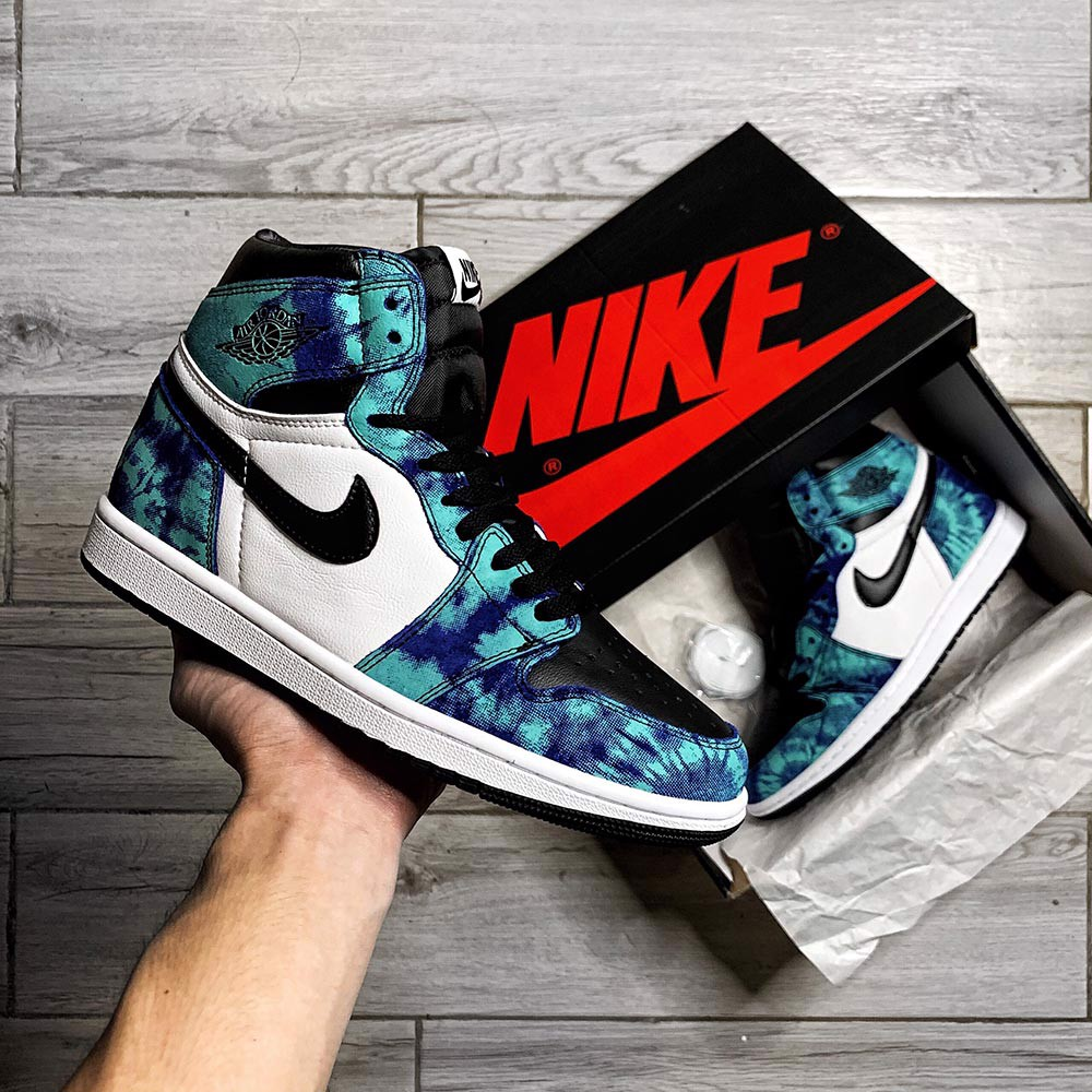 Nike Jordan 1 High Retro Tie Dye 1:1
