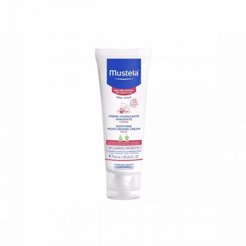 soothing moisturizing face cream