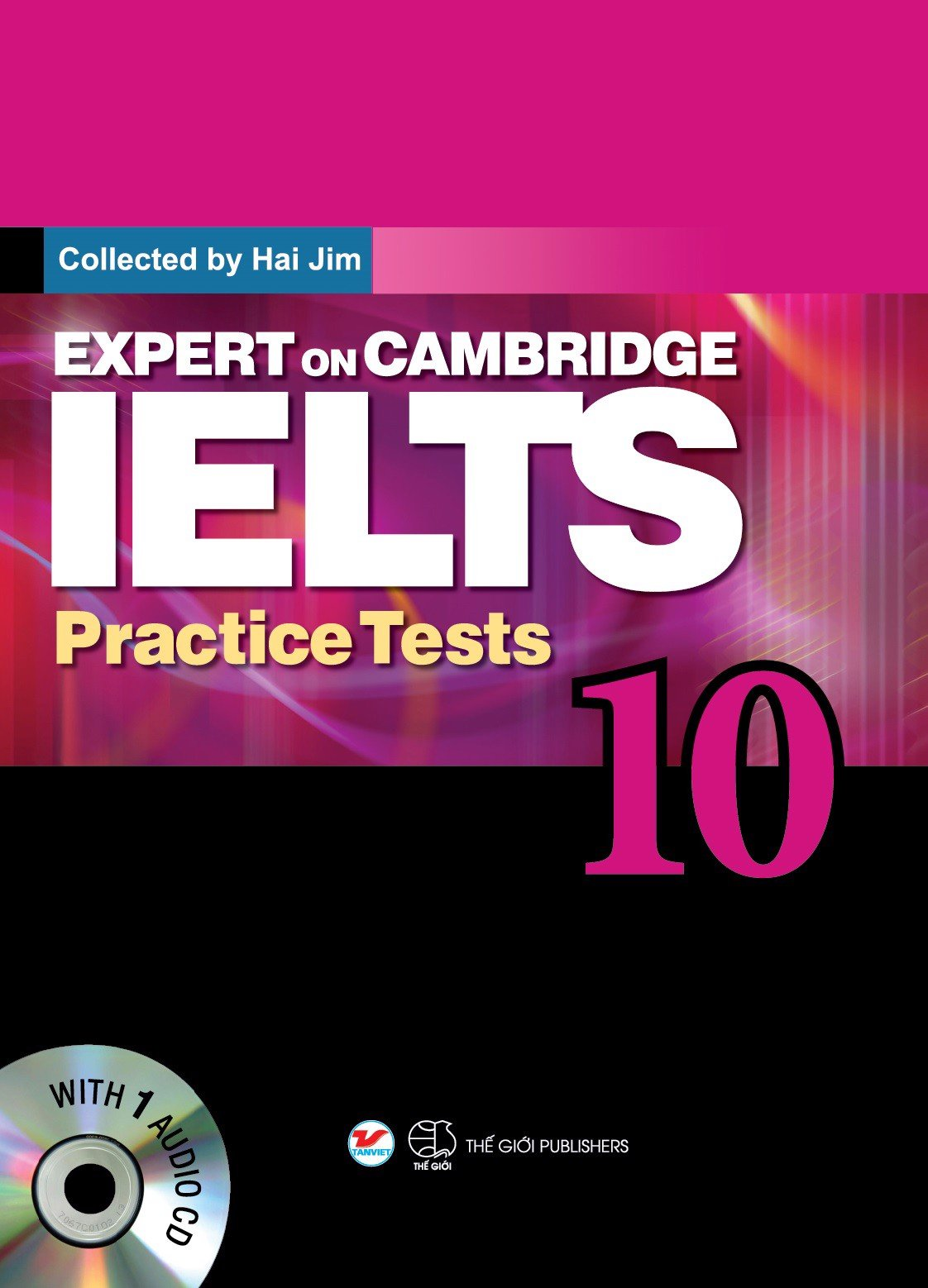Expert On Cambridge Ielts Practice Tests 10 (Kèm Cd)