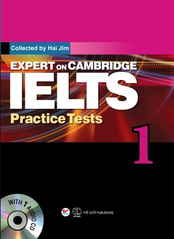 Expert On Cambridge Ielts Practice Tests 1 (Kèm Cd)