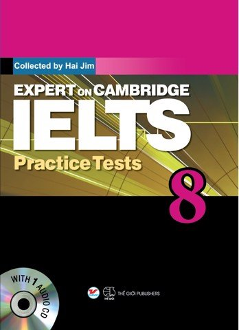 Expert On Cambridge Ielts Practice Tests 8 (Kèm Cd)
