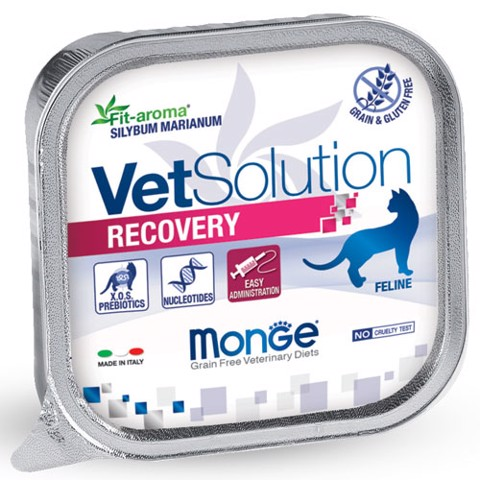 MONGE VETSOLUTION CAT RECOVERY