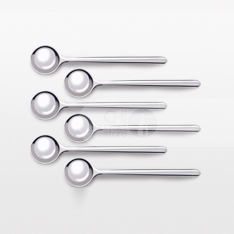 Bond Set of 6 x 13cm Spoon