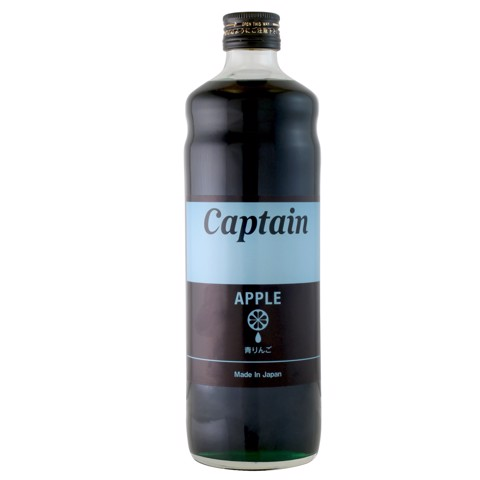 Syrup Apple (Táo) - Captain