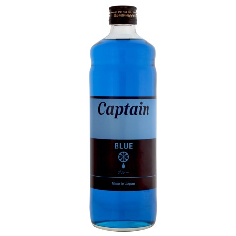 Syrup Blue (Vỏ Cam Chanh) - Captain