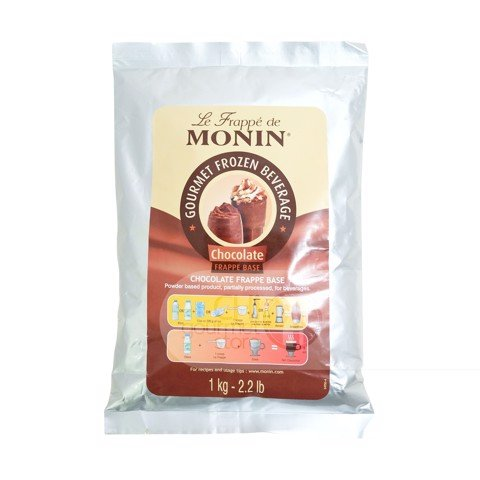 Bột Frappe Chocolate 1000g - Monin