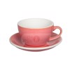 Egg 250ml Cappuccino Cup & Saucer (Potters Colors)