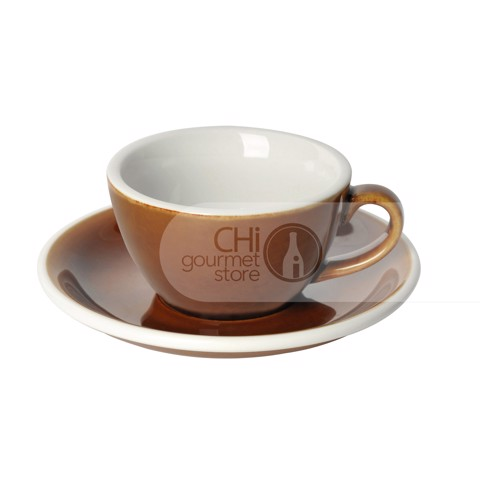 Egg 250ml Cappuccino Cup & Saucer (3 Potters)
