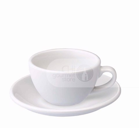 Egg Flat White Cup & Saucer 150ml