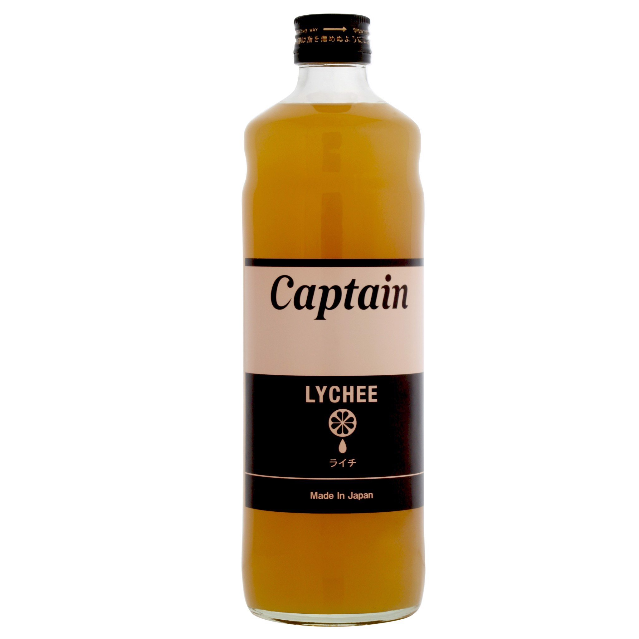 Syrup Lychee (Vải) - Captain