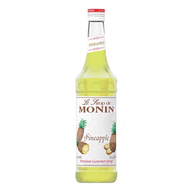 Syrup Pineapple 700ml - Monin