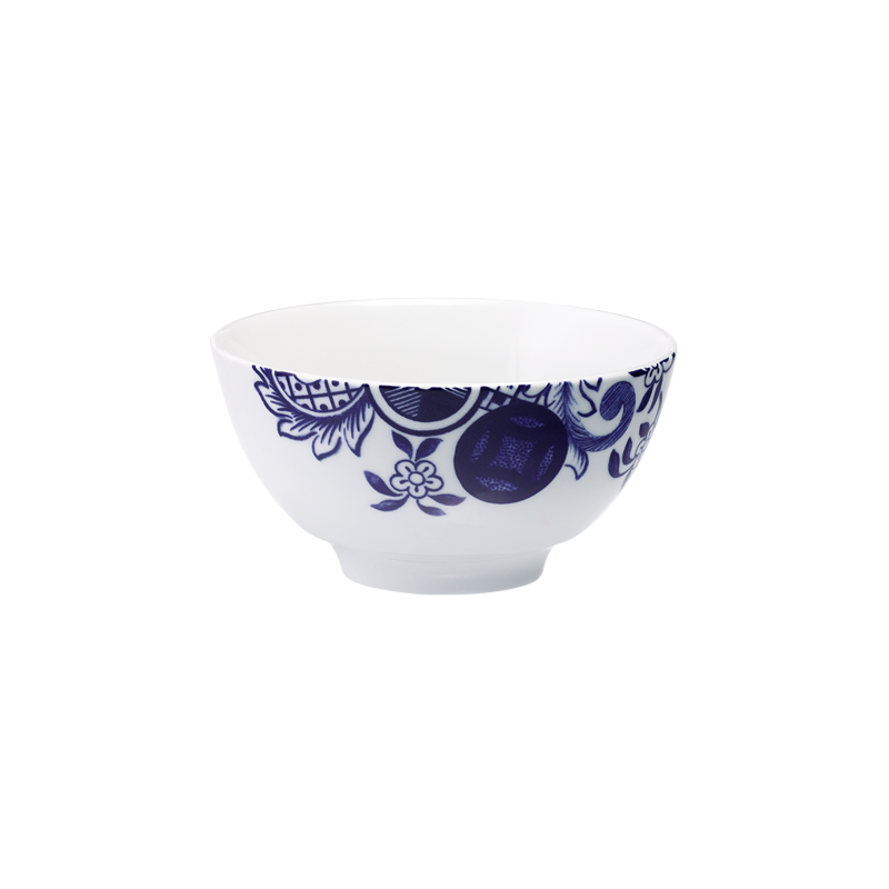 WILLOW LOVE STORY - 13.5CM CEREAL BOWL (BLUE)