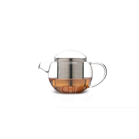Pro Tea Glass Teapot with Infuser (Clear) 400ml