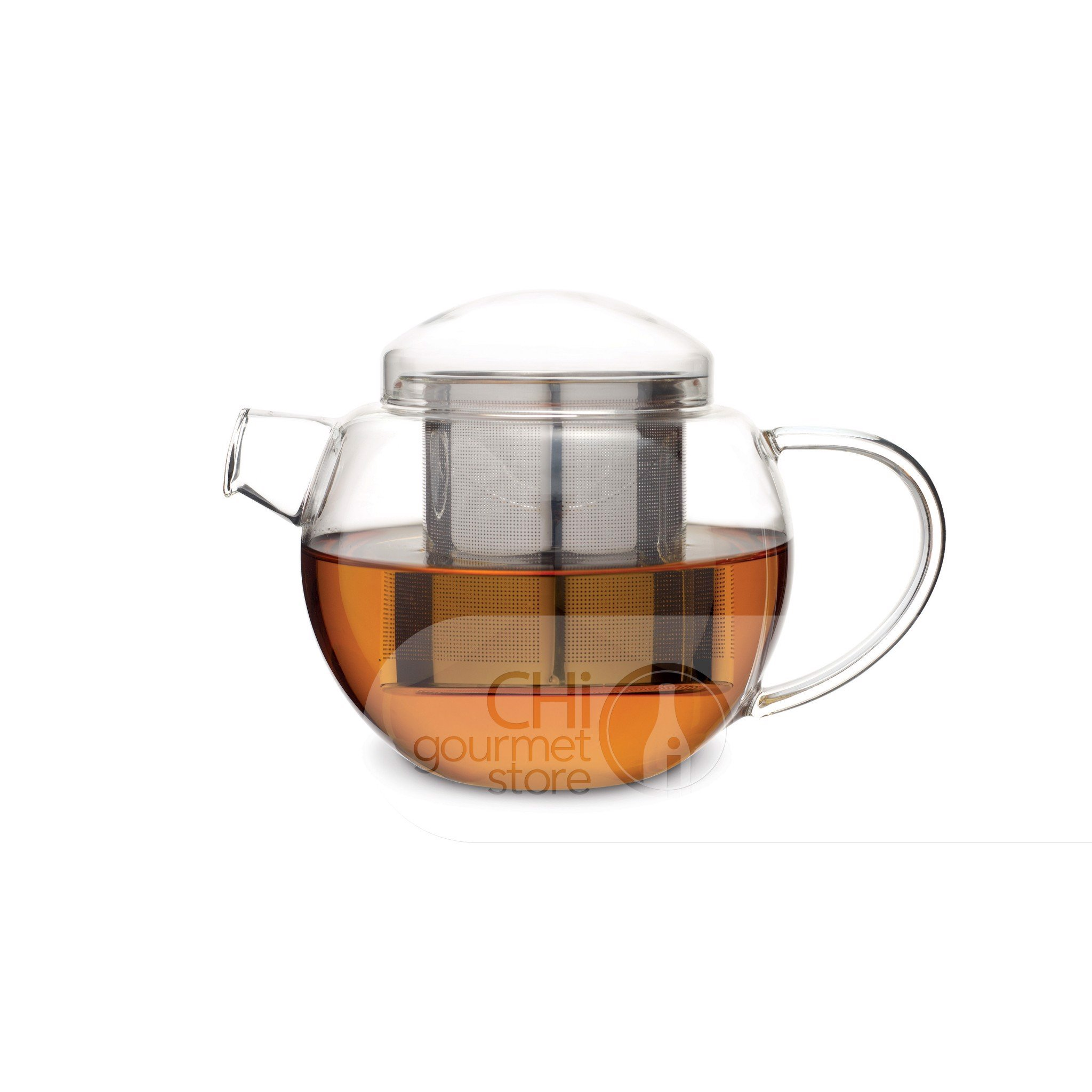 Pro Tea Glass Teapot with Infuser (Clear) 900ml