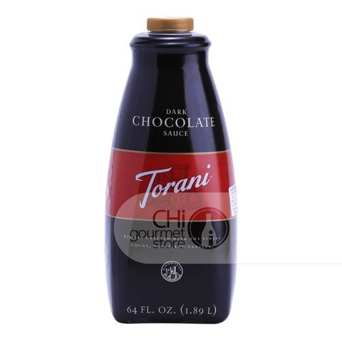 Sauce Dark Chocolate 1890ml - Torani