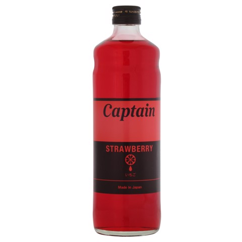 Syrup Strawberry (Dâu) - Captain