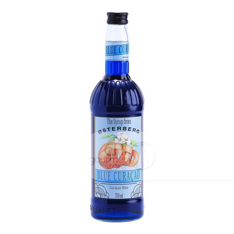 Syrup Osterberg Bluecuracao