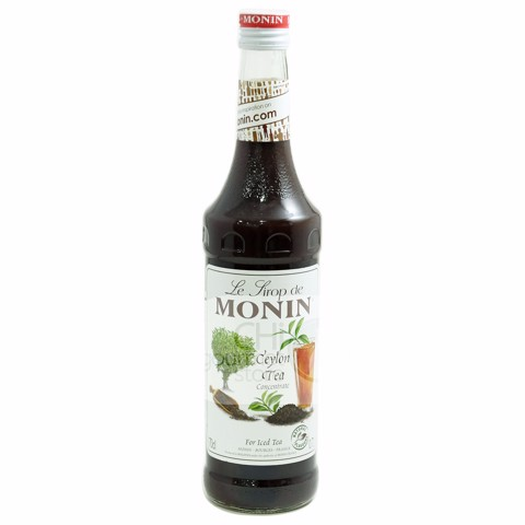 Syrup Ceylon tea she 700ml - Monin