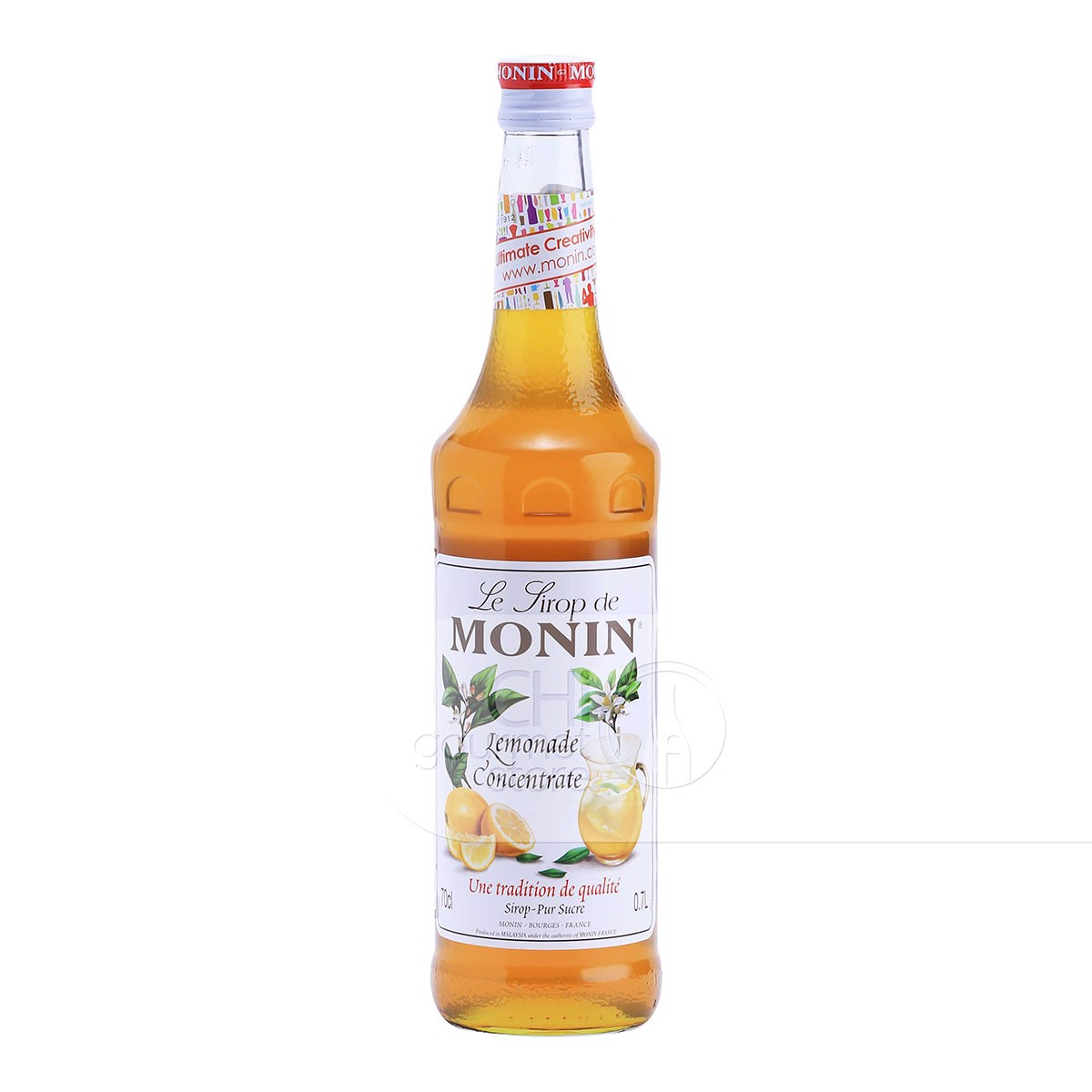 Syrup Lemonnade Concentrate 700ml - Monin