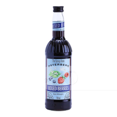 Syrup Hỗn Hợp 750ml - Osterberg
