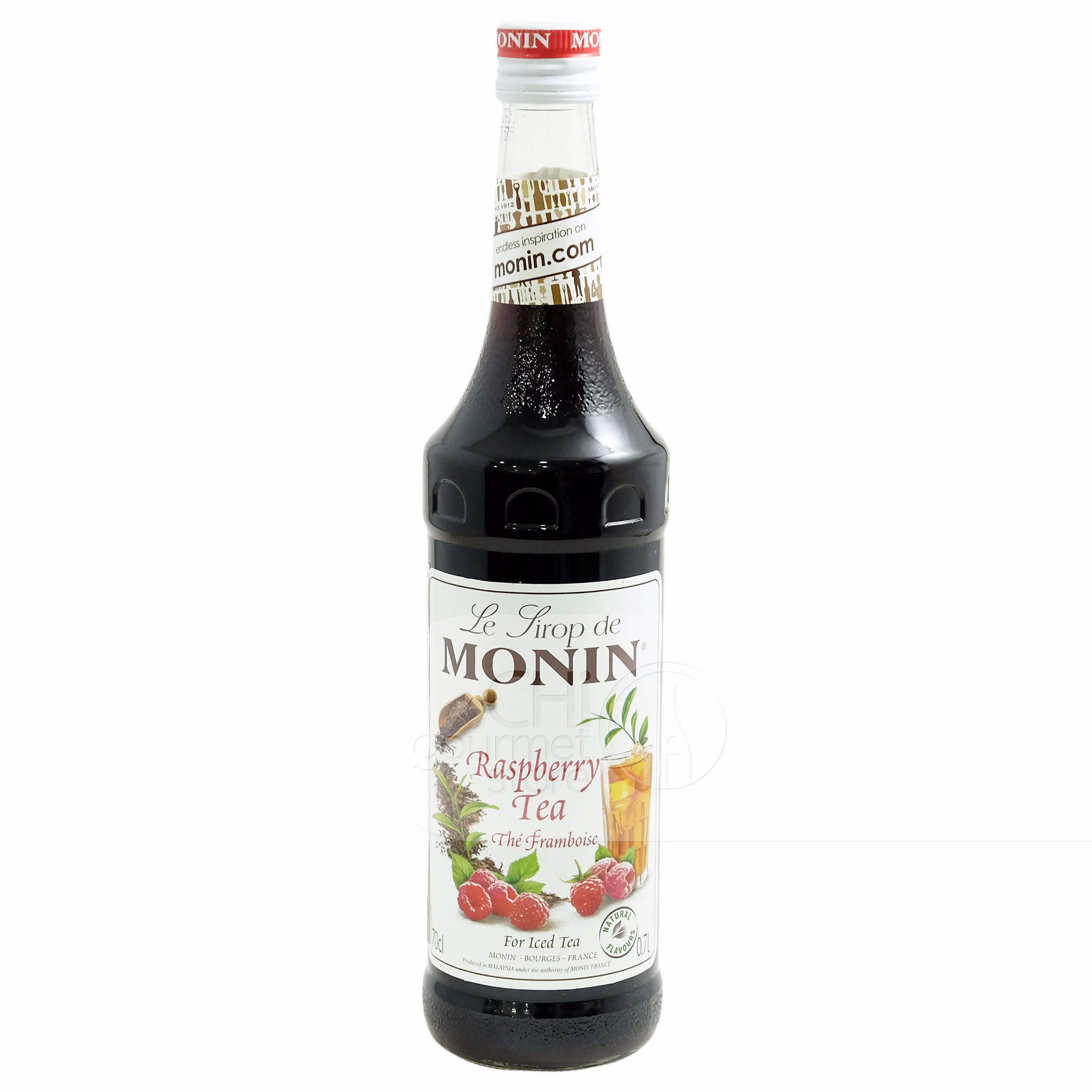 Syrup Raspberry Tea 700ml - Monin