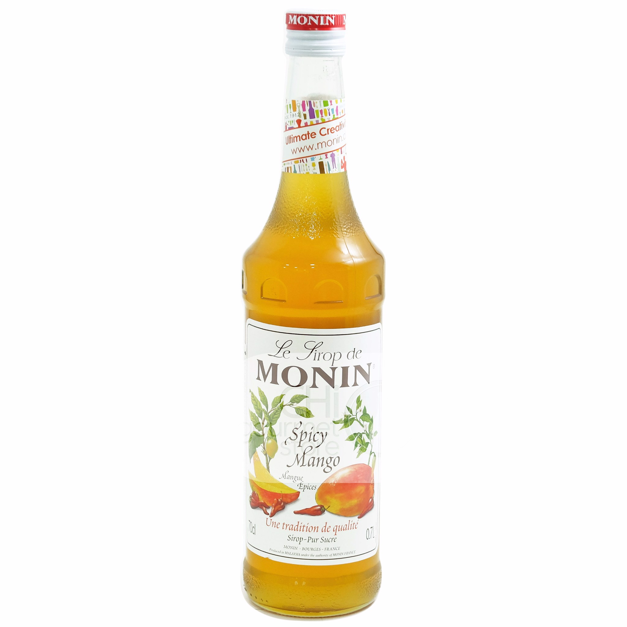 Syrup Spicy Mango 700ml - Monin