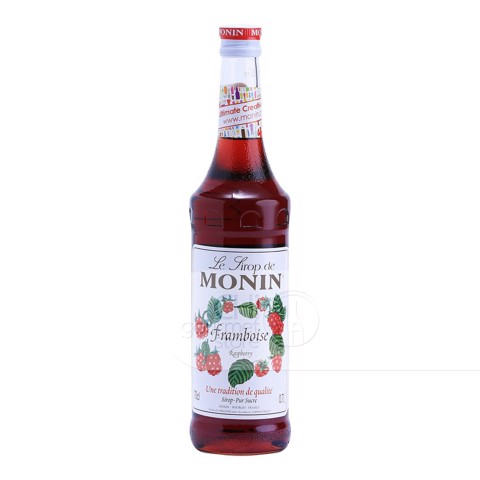 Syrup Raspberry 700ml - Monin