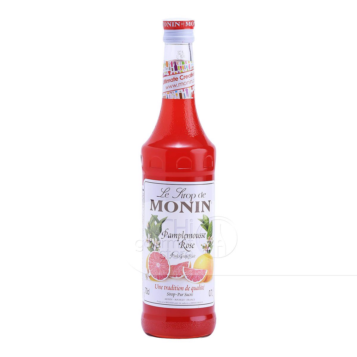 Syrup Pink Grapefruit 700ml - Monin
