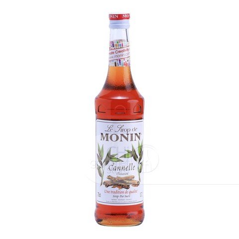 Syrup Cinnamon 700ml - Monin