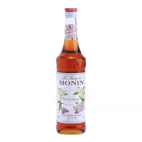 Syrup Elder Flower 700ml - Monin