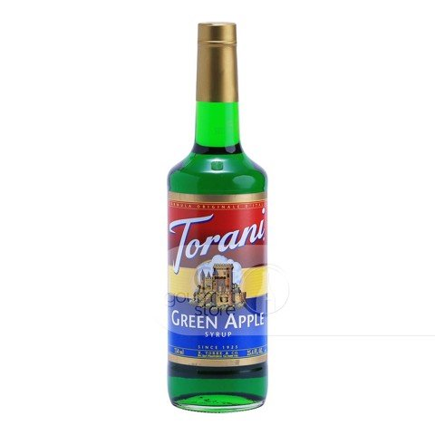 Syrup Green Apple 750ml - Torani