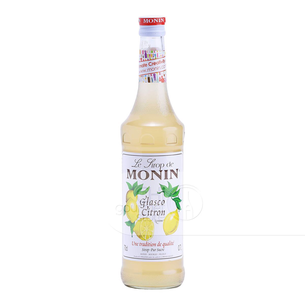 Syrup Lemon Glasco Citron 700ml - Monin