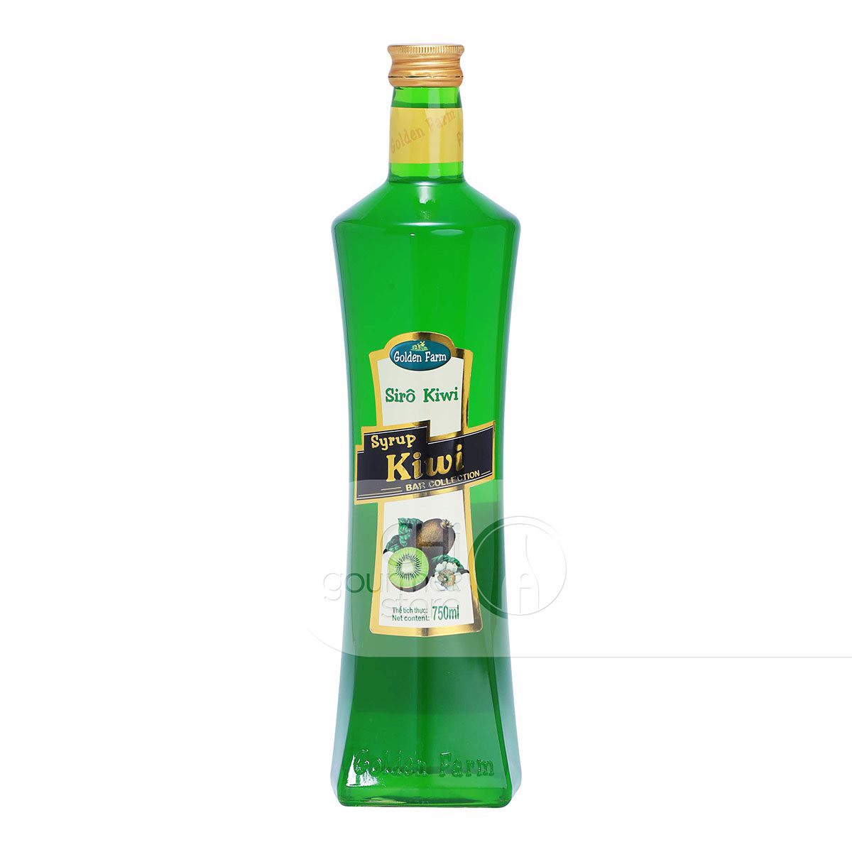 Syrup Kiwi 750ml - Golden Farm