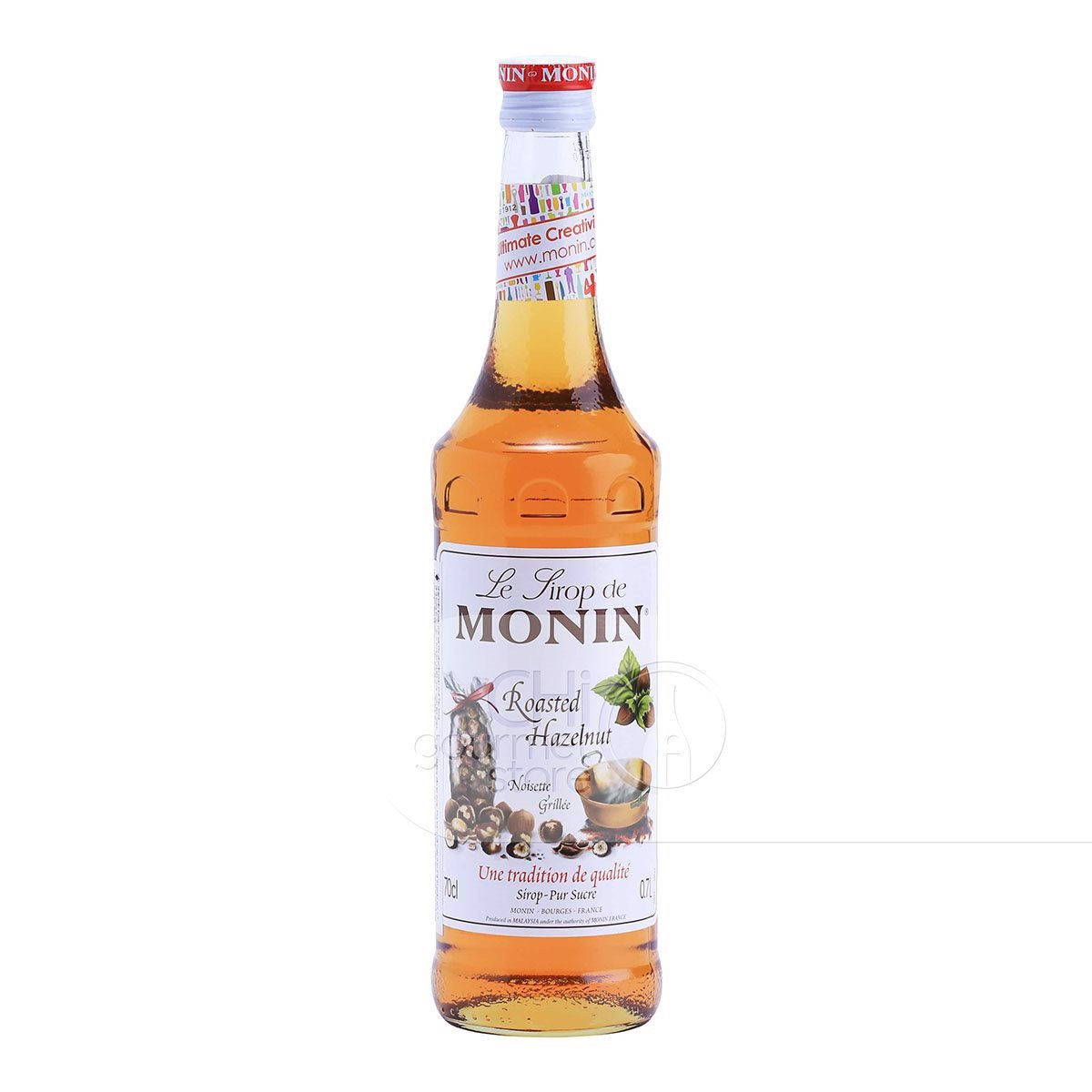 Syrup Roasted Hazelnut 700ml - Monin