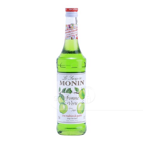 Syrup Green Apple 700ml - Monin