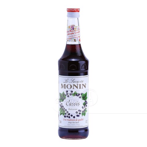 Syrup Black Currant 700ml - Monin