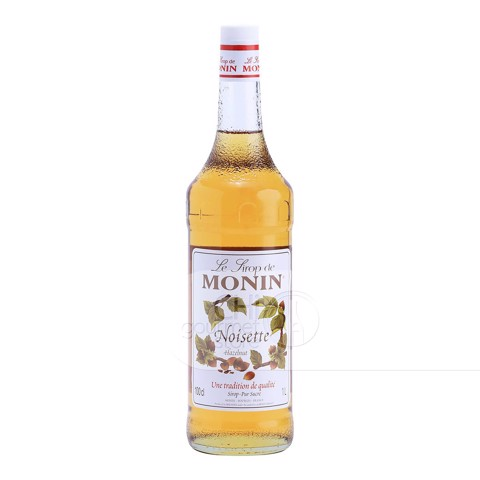 Syrup Hazelnut 1000ml - Monin