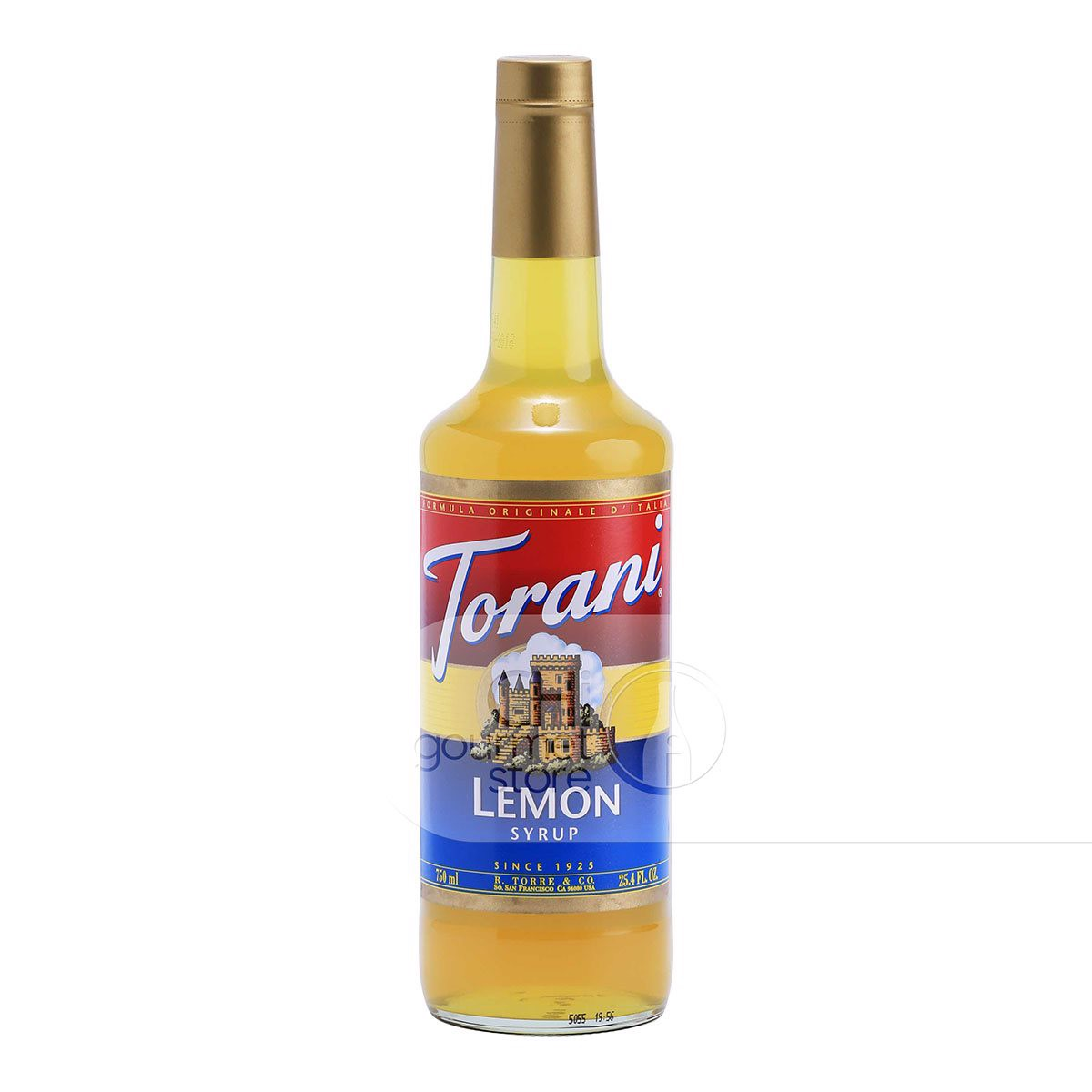 Syrup Lemon 750ml - Torani
