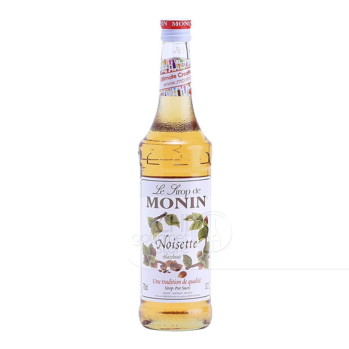 Syrup Hazelnut 700ml - Monin